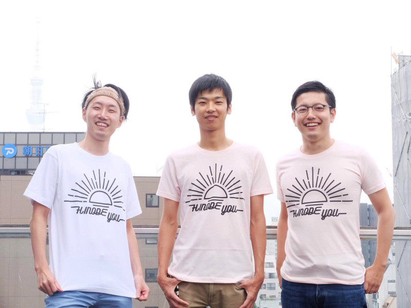 hinodeyouTシャツ