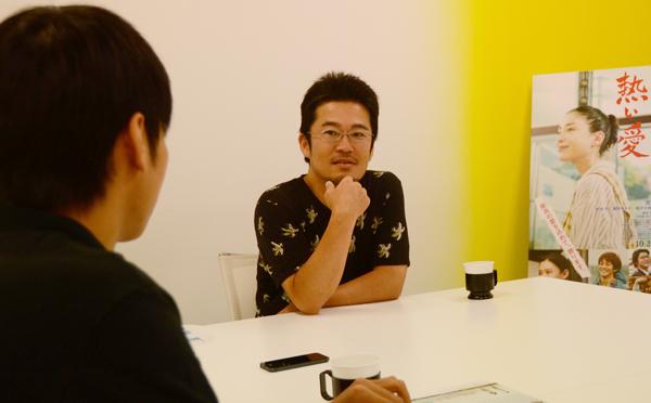 映画『湯を沸かすほどの熱い愛』中野監督インタビュー