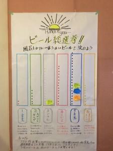 ビール総選挙